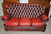 London Second hand Chesterfield Sofa for sales from £249