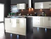 Bespoke glass Splashbacks and Worktops for kitchen and bathroom