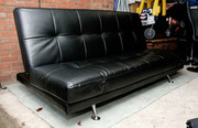 Black Sofa Bed 3 months old
