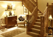 Transform your home with classical Wrought Iron Staircase