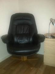 Selling a leather chair
