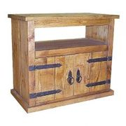 Modern Rough Sawn Furniture