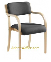 Discount for Lennox Wood Frame Stacking Chair