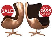 Spitfire AJ Egg Chair - SALE