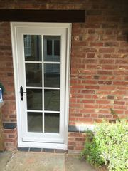 Single Front Doors for Homes - TimberMaster LTD