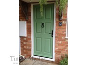 6 Panel Front Doors - TimberMaster LTD
