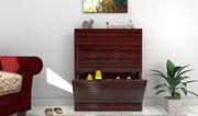Buy Shoe Rack online from amazing wooden shoe rack designs