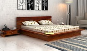 Best Designs of Super King Size Bed with 60% Discount at Wooden Space