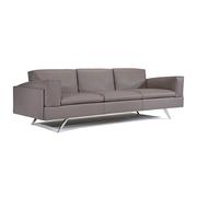 Contemporary Sofas - Contempo Al 2 & 3 Seater Leather Sofa