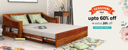 Affordable Wooden Furniture For Your Home Interior