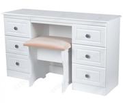 Welcome Furniture Pembroke Kneehole Unit | Furniture Direct UK