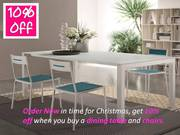 Modern Smart Dining Table | Contemporary Dining Room Furniture