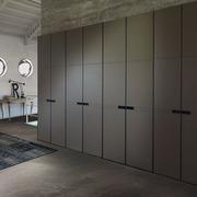 Leather Wardrobe Doors