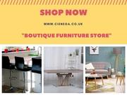 Boutique Furniture Stores - Cienega