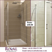 Best Quality Shower Enclosure Side Panel available in Various Sizes
