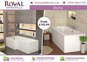 Advantages of Royal Bath