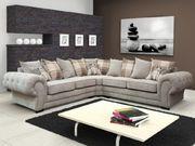 Left hand corner sofa in london