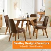 BIG SALE Up to 75% Off on Bentley Designs Dining Furniture Sets Deals