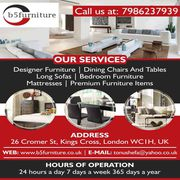 Bedroom Furniture Retailer London | B5 Furniture
