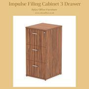 Impulse Filing Cabinet 3 Drawer